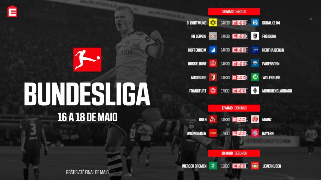 BUNDESLIGA REGRESSA